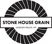 stone house grain logo